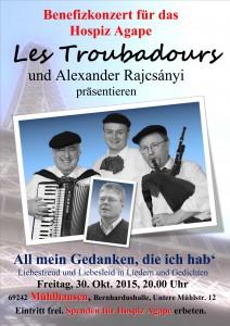 Plakat Mühlhausen