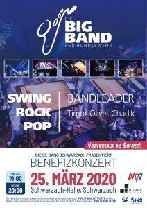 Benefizkonzert mit der Big Band der Bundeswehr