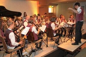 Sommerkonzert Jugend 2013